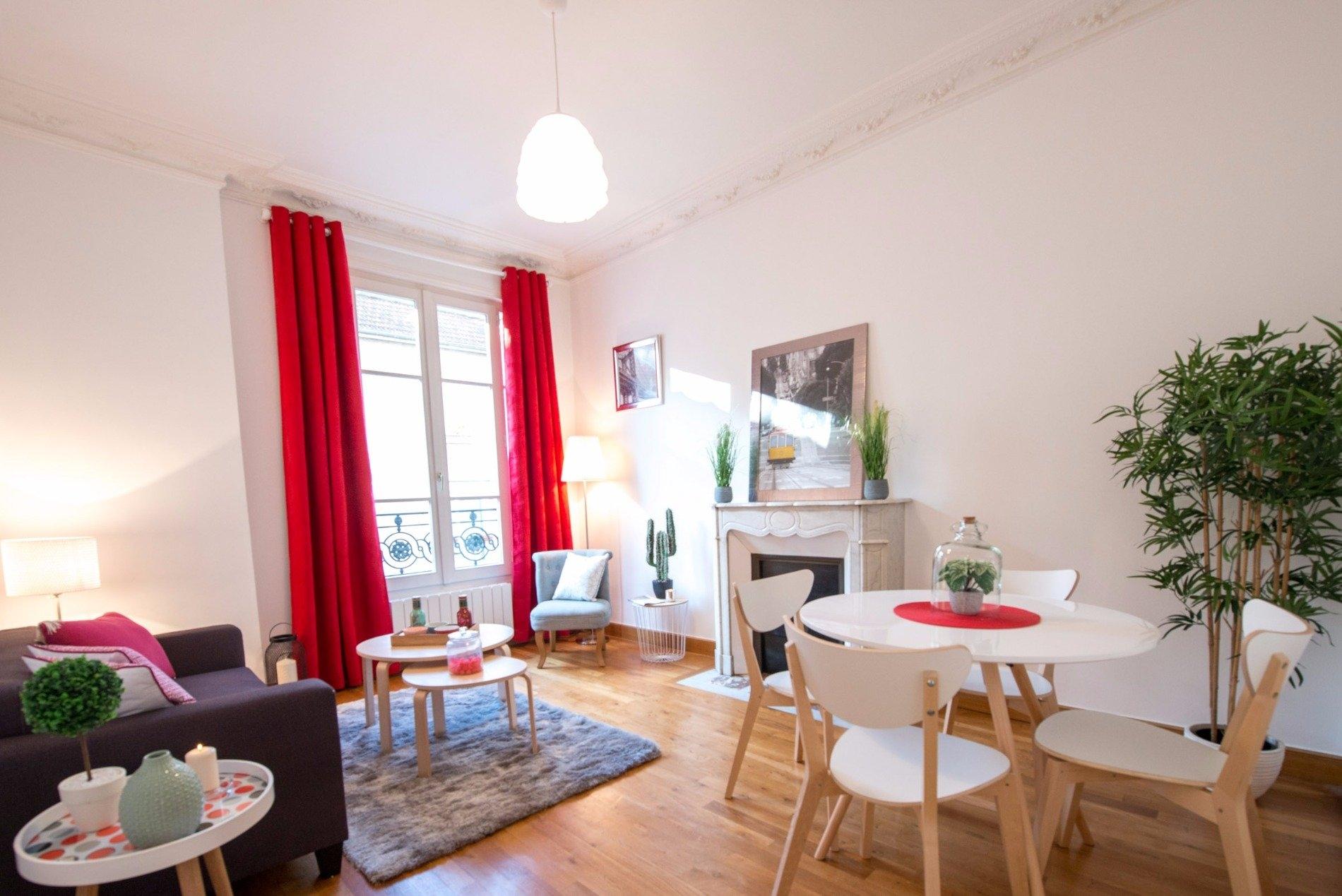 Appartement Reims 2 Pièces 39.69 m2 - 1