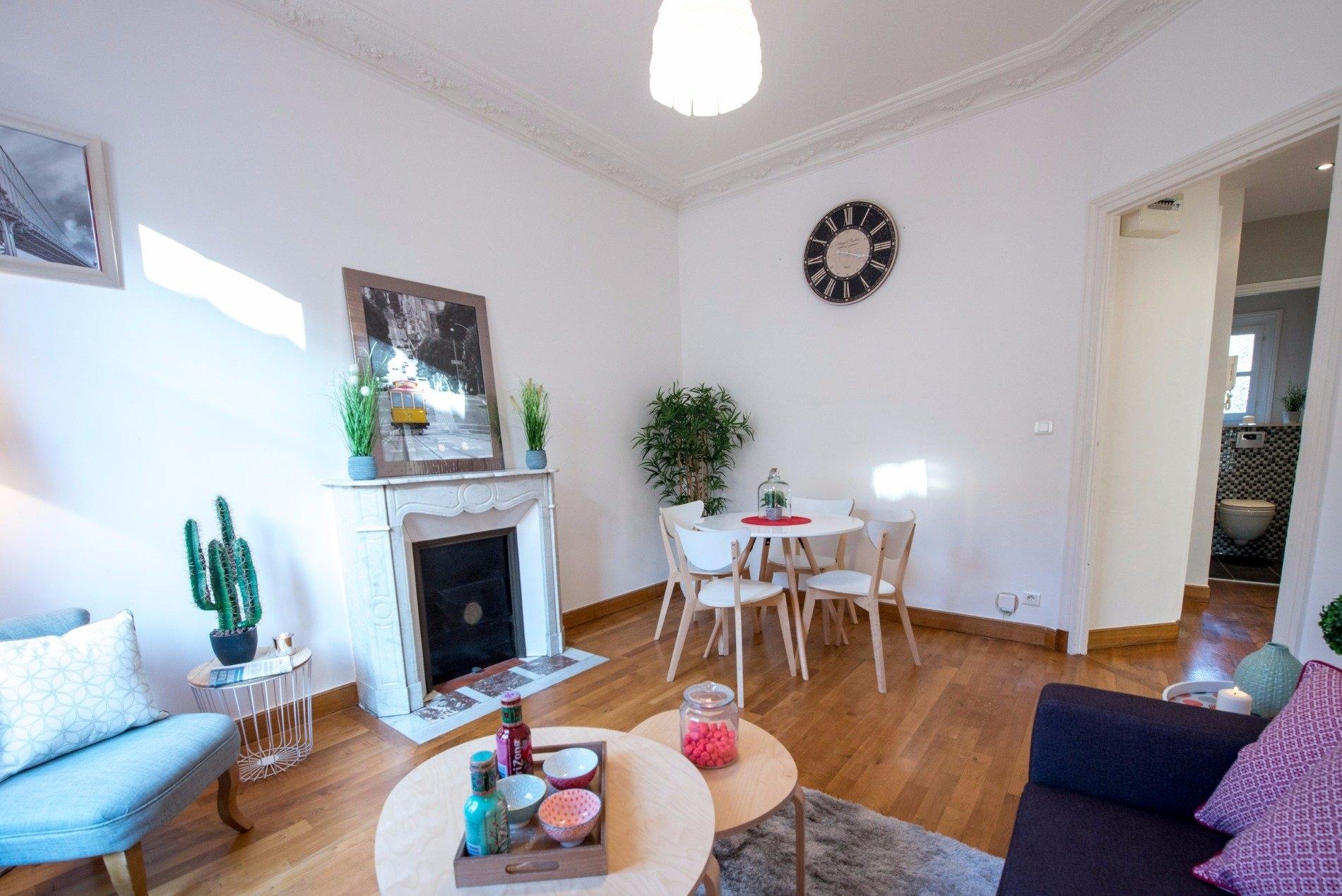 Appartement Reims 2 Pièces 39.69 m2 - 2