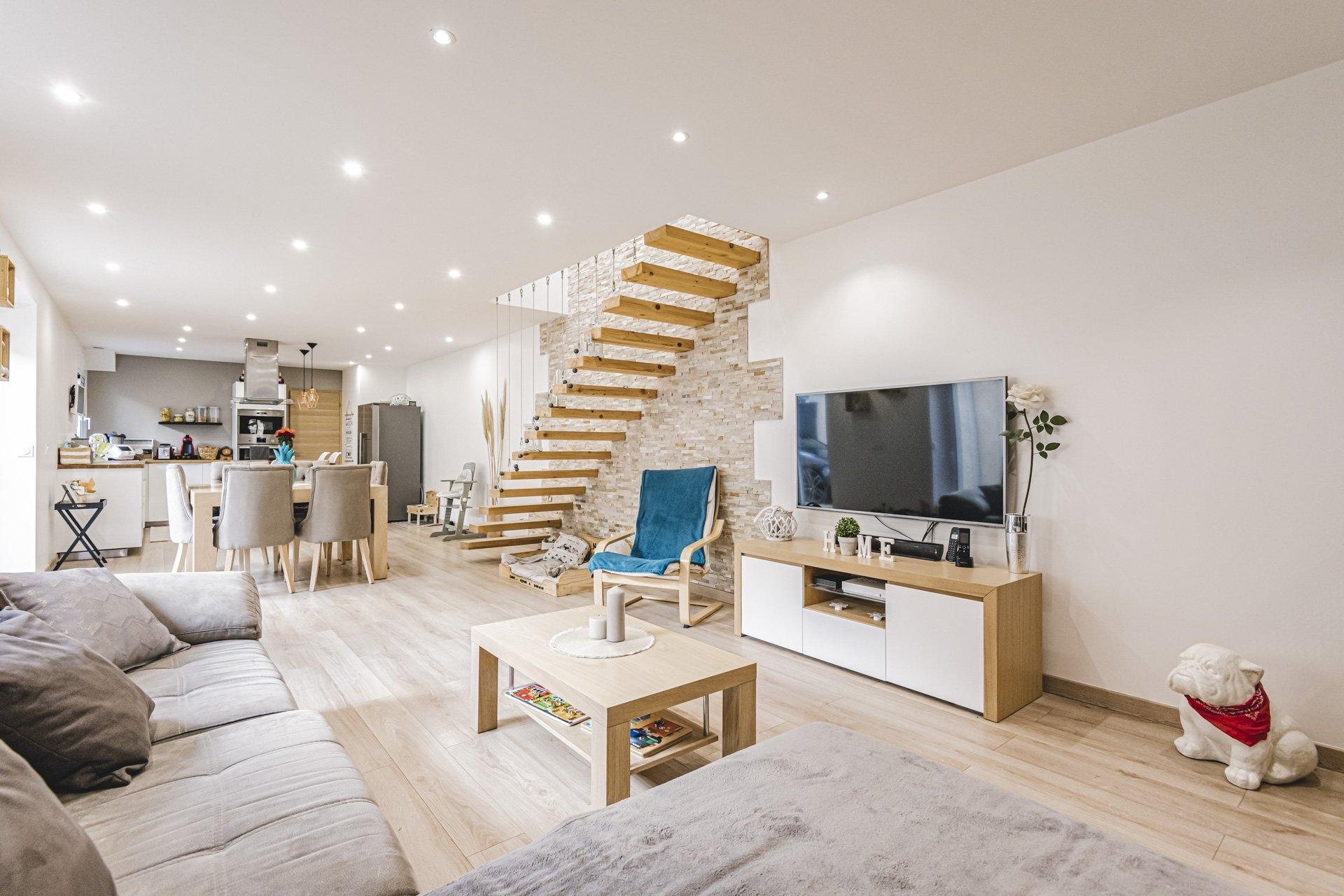 Maison Coulommes-la-Montagne 5 Pièces 106 m2 - 1