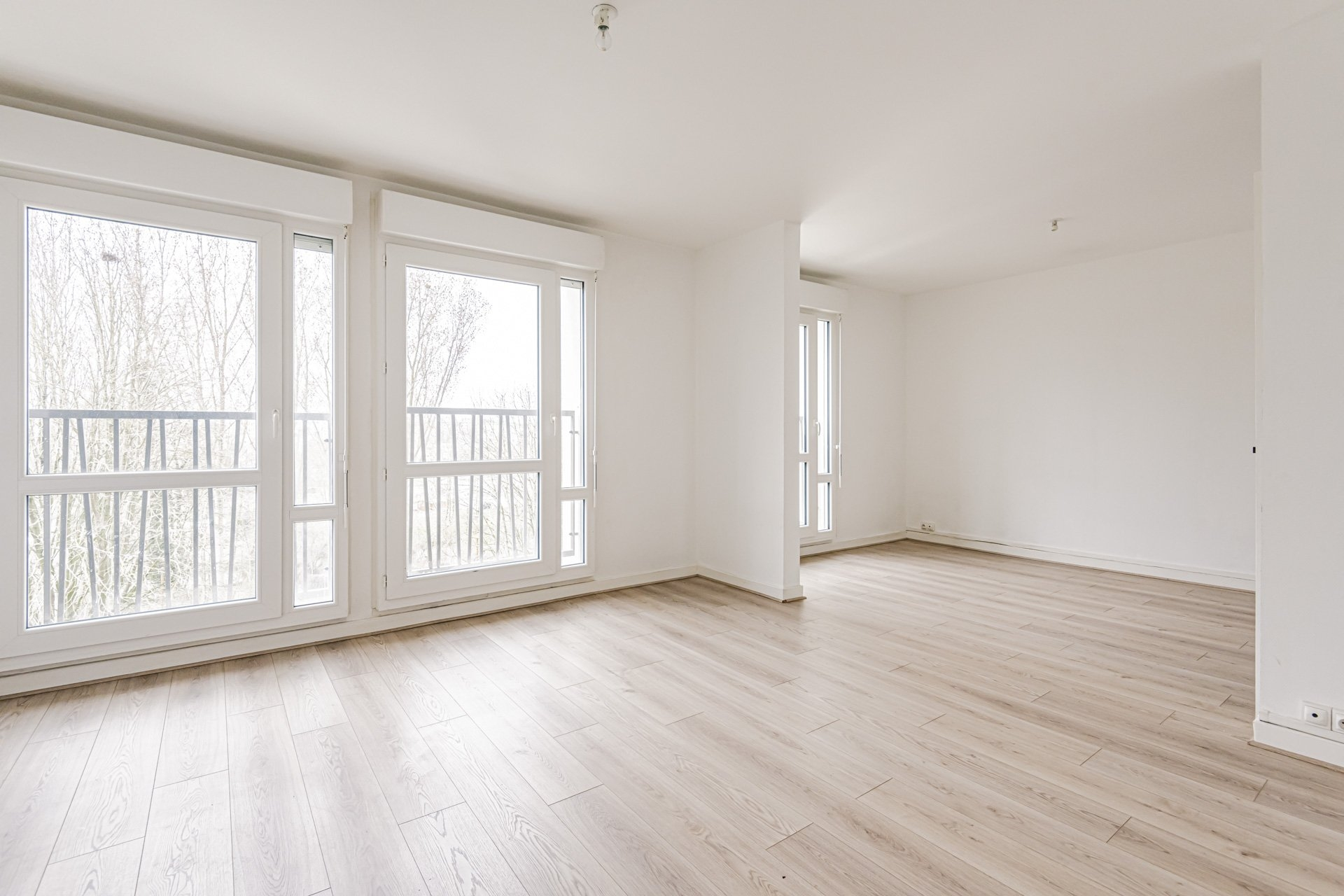 Appartement Reims 4 Pièces 69.2 m2 - 1