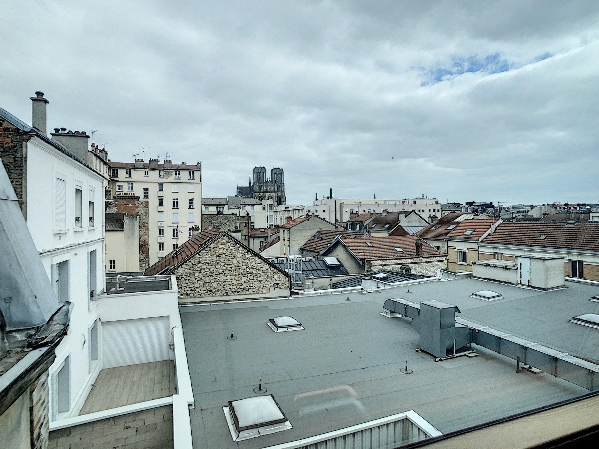 Appartement Reims 2 Pièces 48.5 m2 - 1