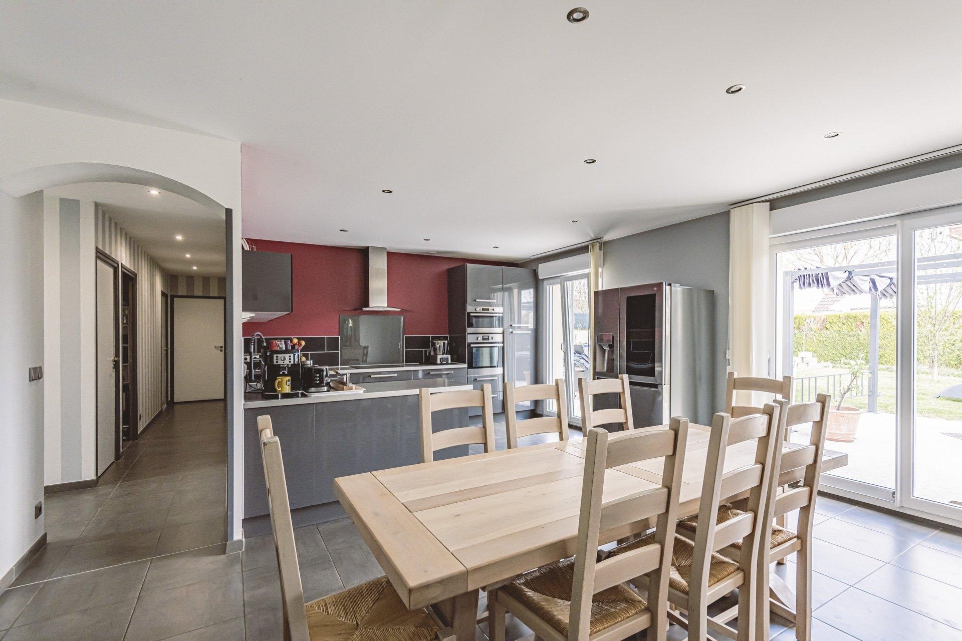 Maison Caurel 5 Pièces 123 m2 - Terrasse - Parking - 2