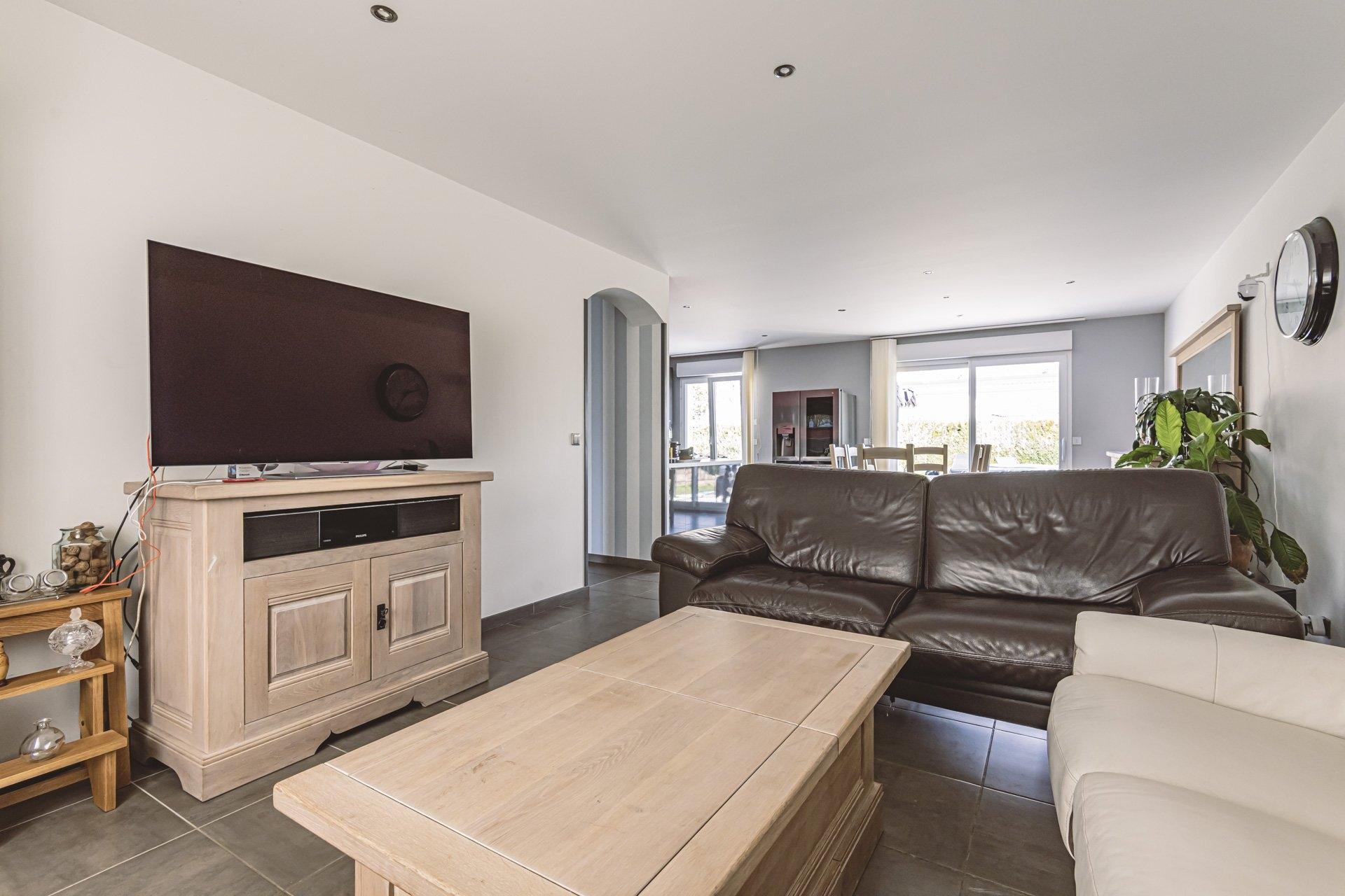 Maison Caurel 5 Pièces 123 m2 - Terrasse - Parking - 3