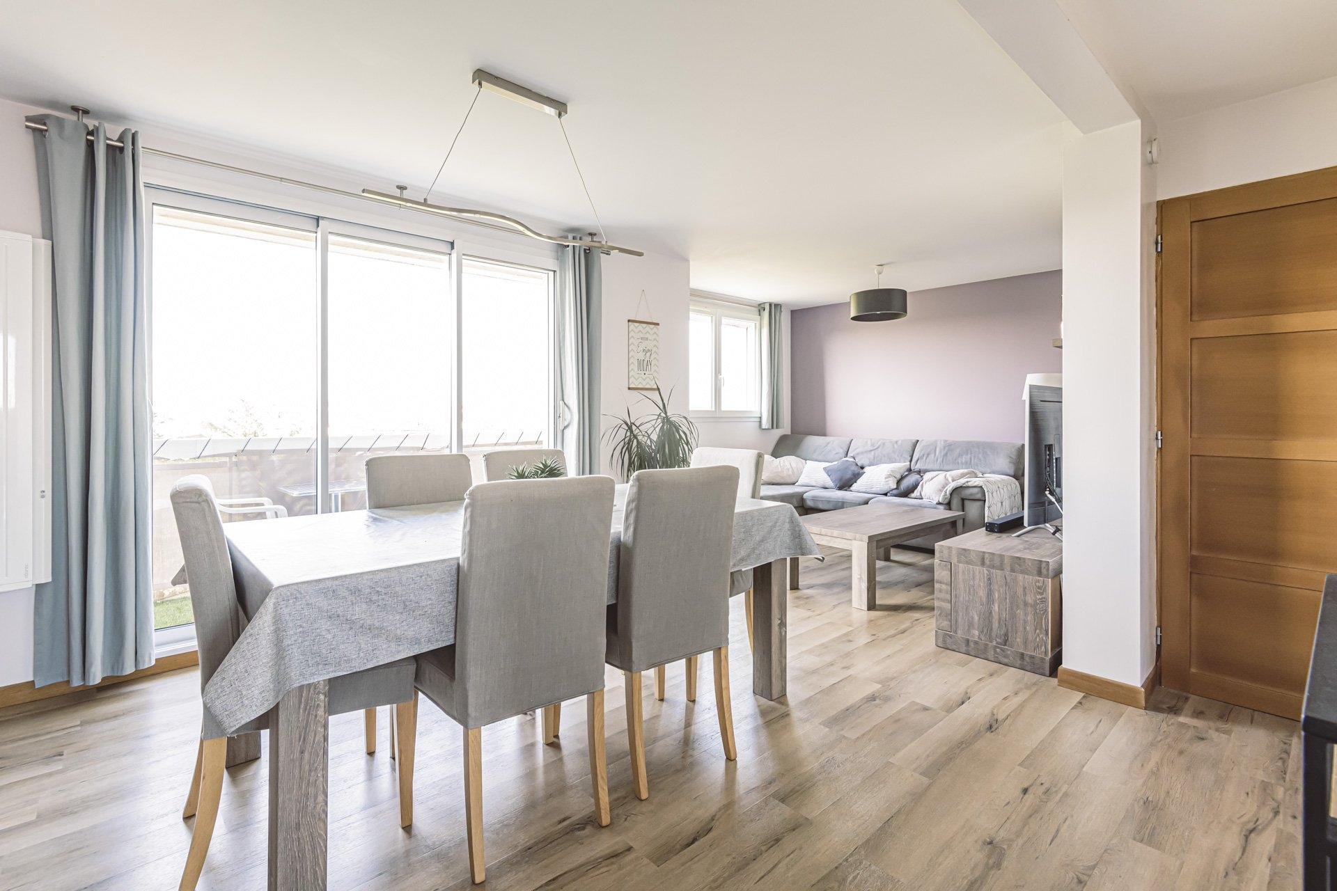 Appartement Tinqueux 4 Pièces 61.88 m2 - Balcon - 1