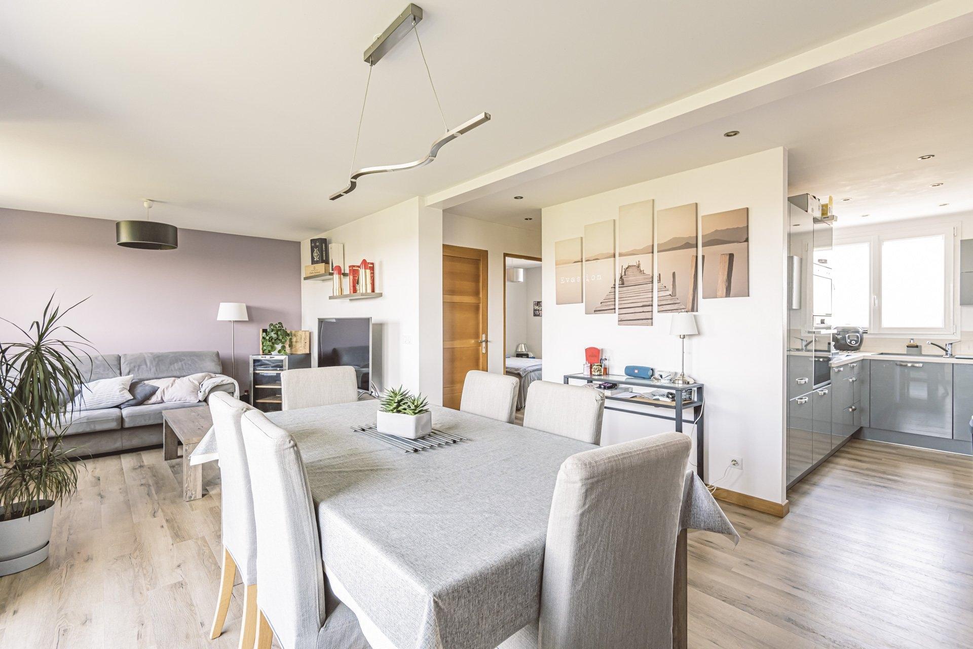 Appartement Tinqueux 4 Pièces 61.88 m2 - Balcon - 3