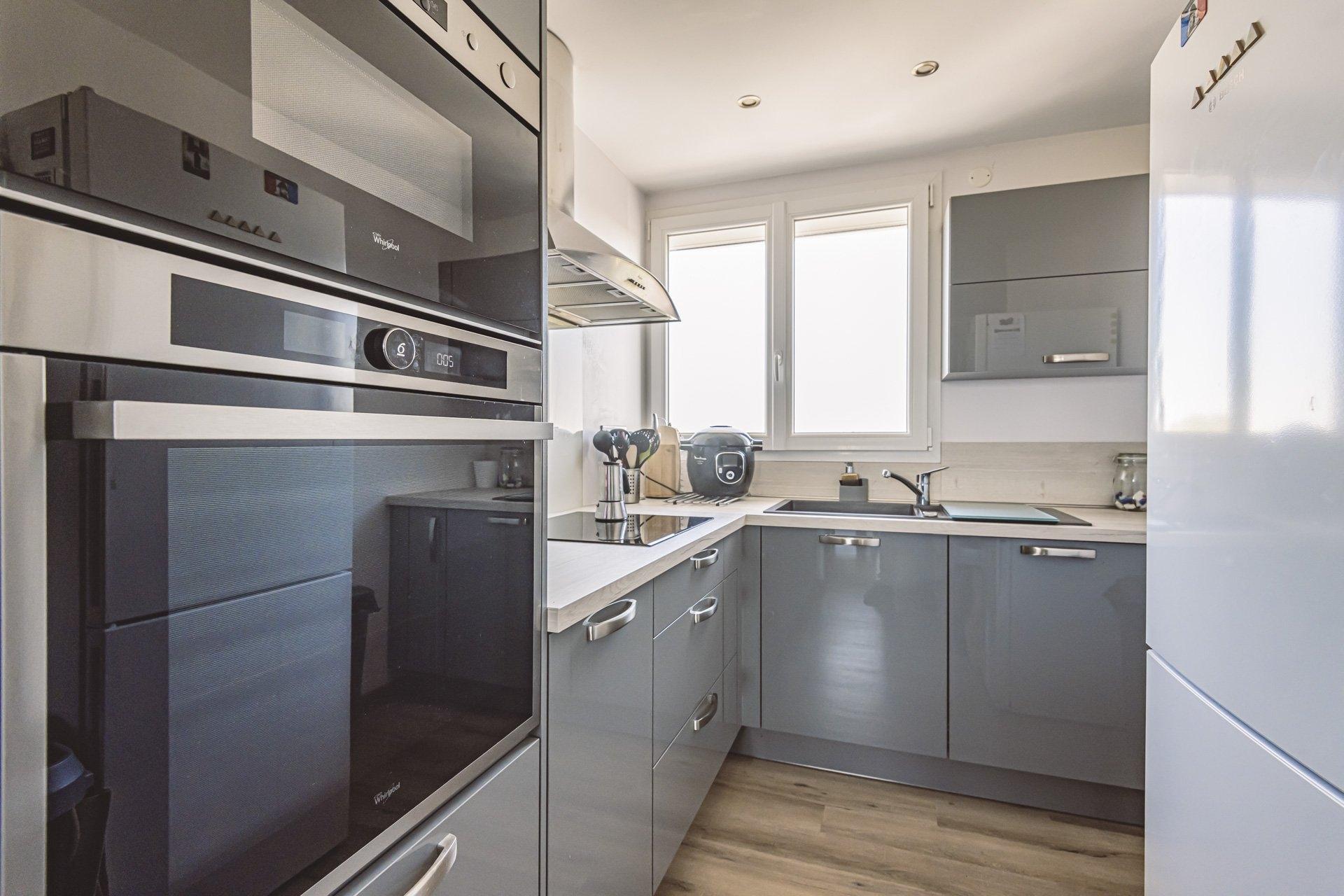 Appartement Tinqueux 4 Pièces 61.88 m2 - Balcon - 4