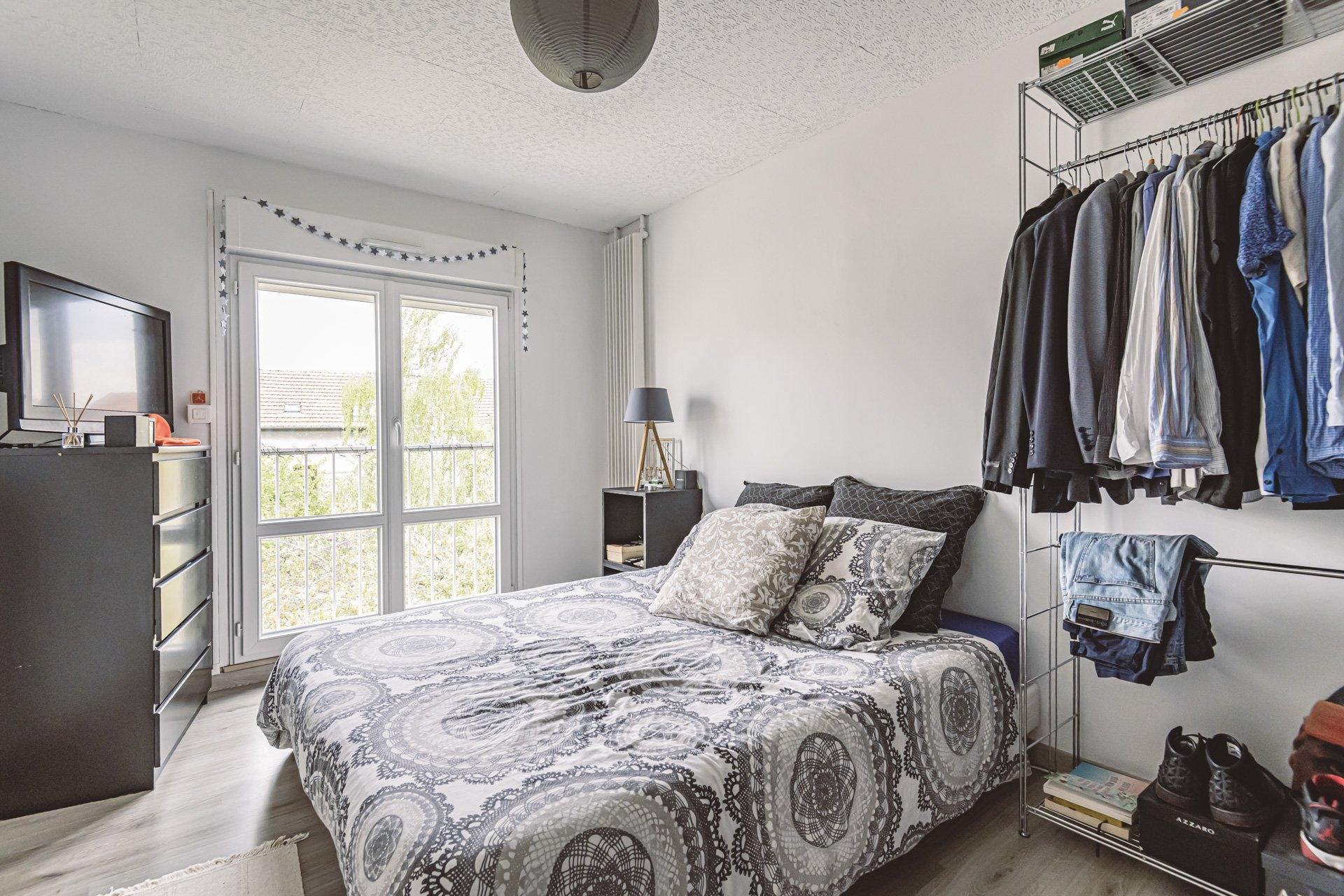 Appartement Reims 3 Pièces 68.3 m2 - Balcon - 5
