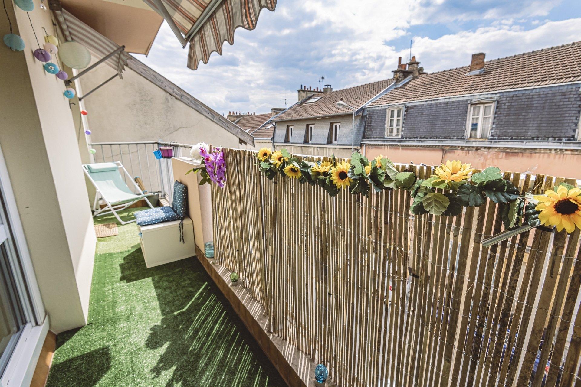 Appartement Reims 3 Pièces 68.3 m2 - Balcon - 6